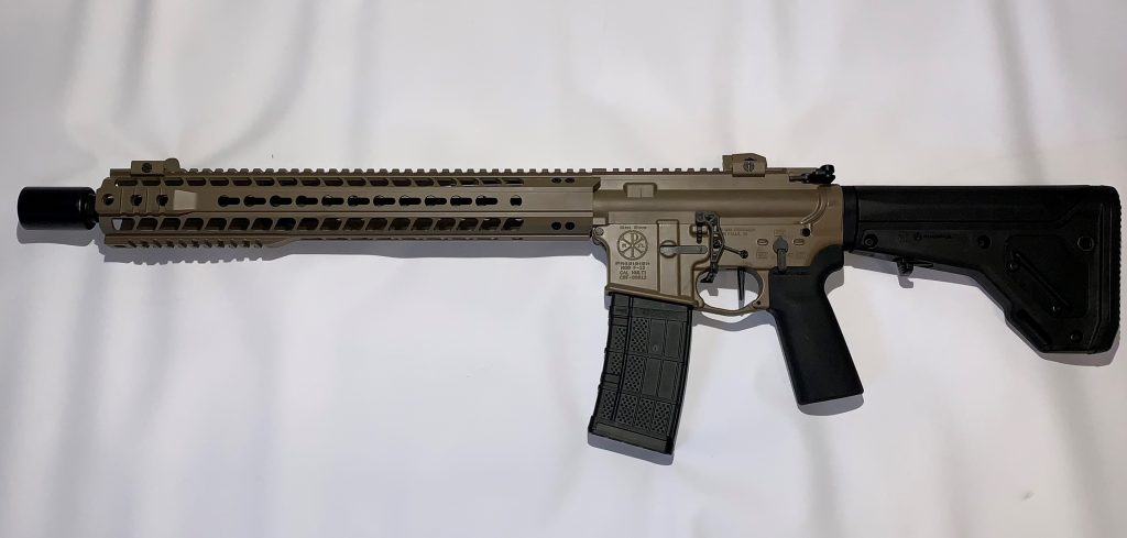 AR-15 Flat Dark Earth