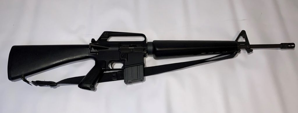 AR-15 M16 A2 Clone