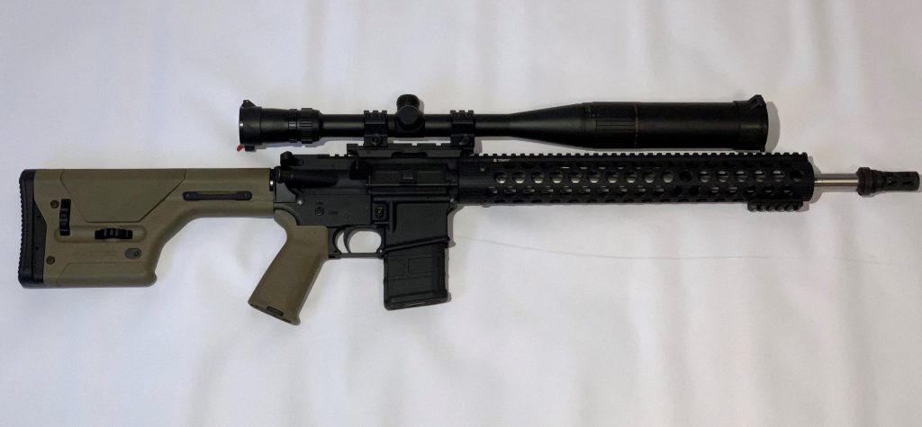 AR-15 Varmit Build