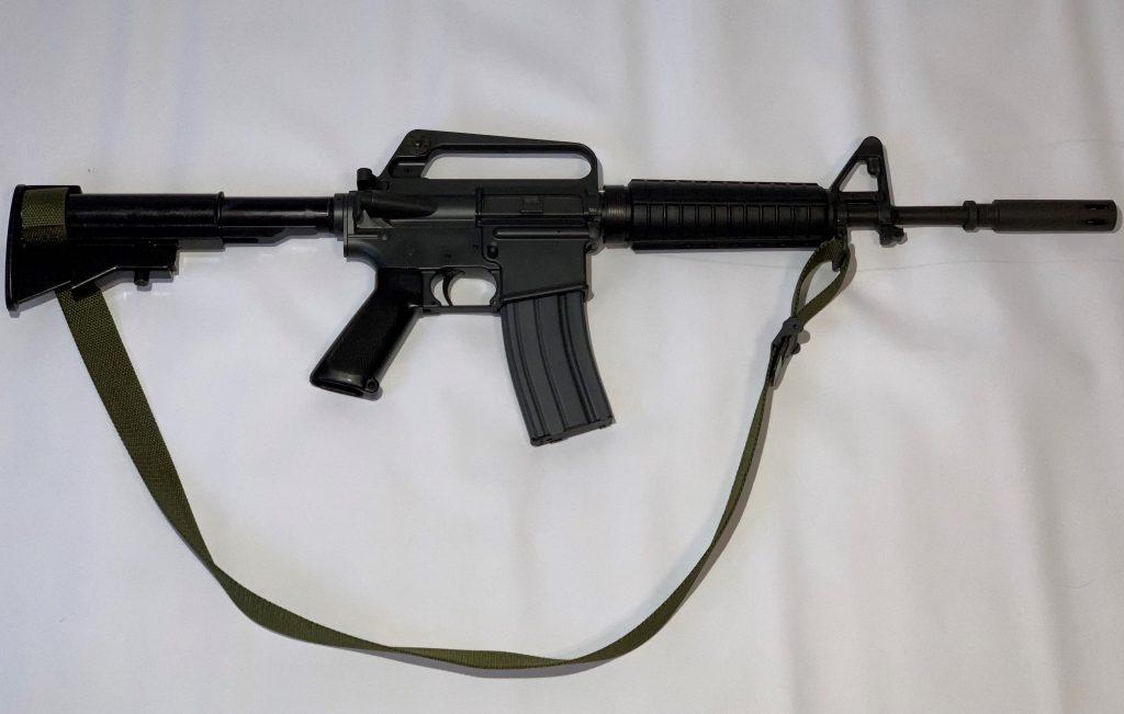 AR-15 Xm177 Clone