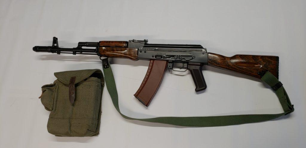 Bulgarian AK-74 d