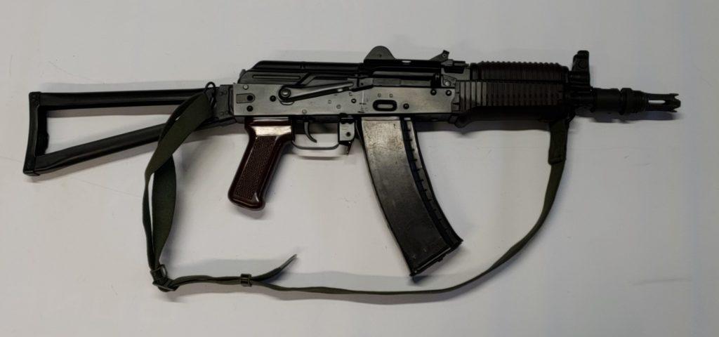 Bulgarian AKS-74U 5.45x39 b