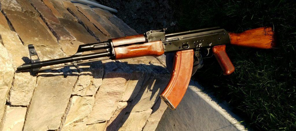 Polish PMKM 7.62x39 b