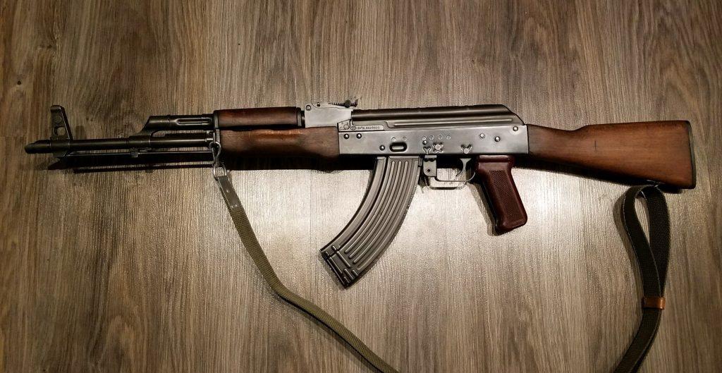 Polish PMKM 7.62x39 bfpu b
