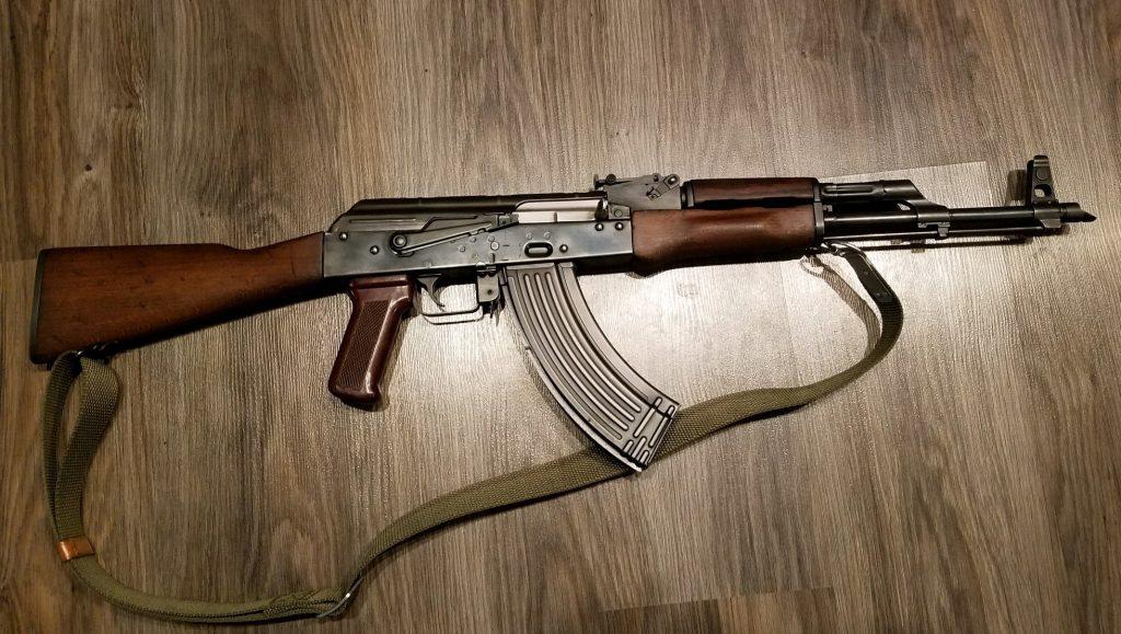 Polish PMKM 7.62x39 bfpu