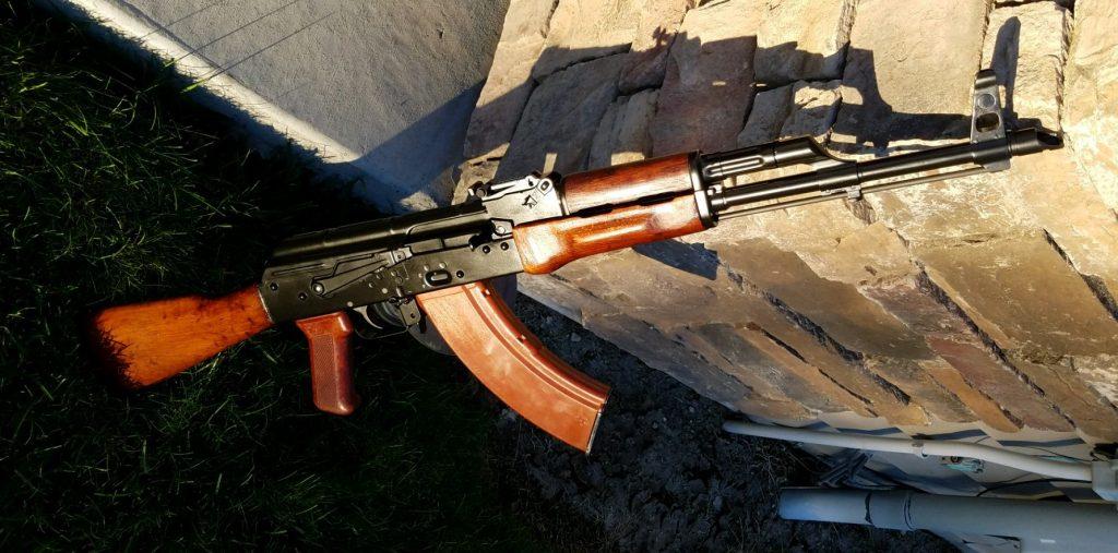 Polish PMKM 7.62x39