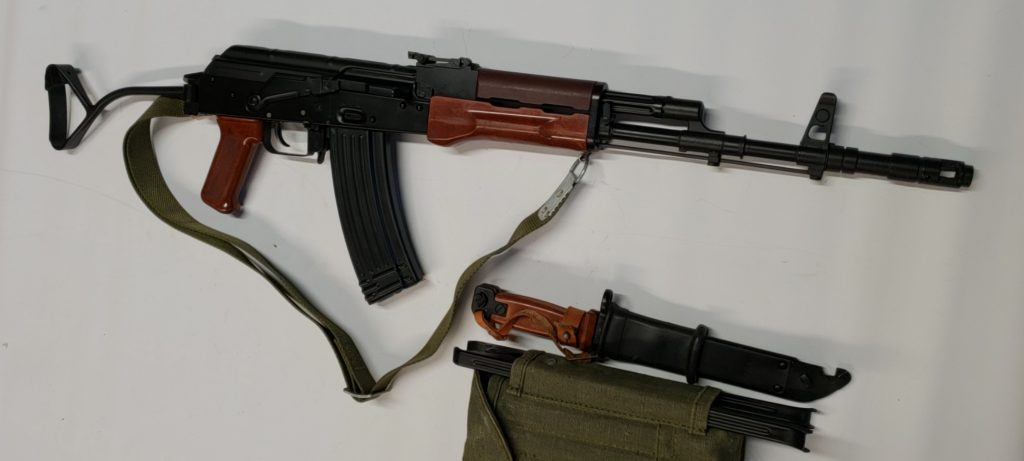 Polish WZOR 88 Tantal AK-74 5.45x39 b