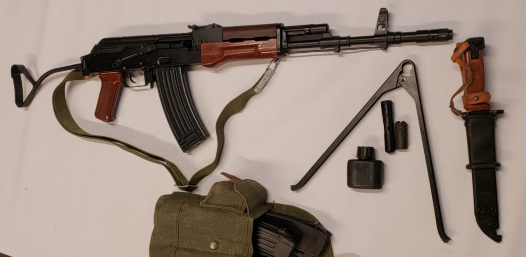 Polish WZOR 88 Tantal AK-74 5.45x39 c