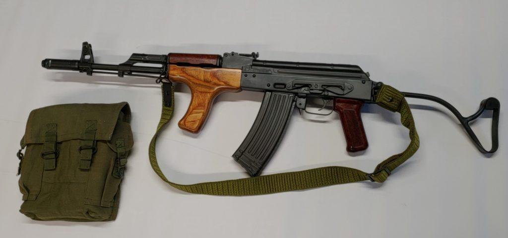 Romanian AIMS-74 b