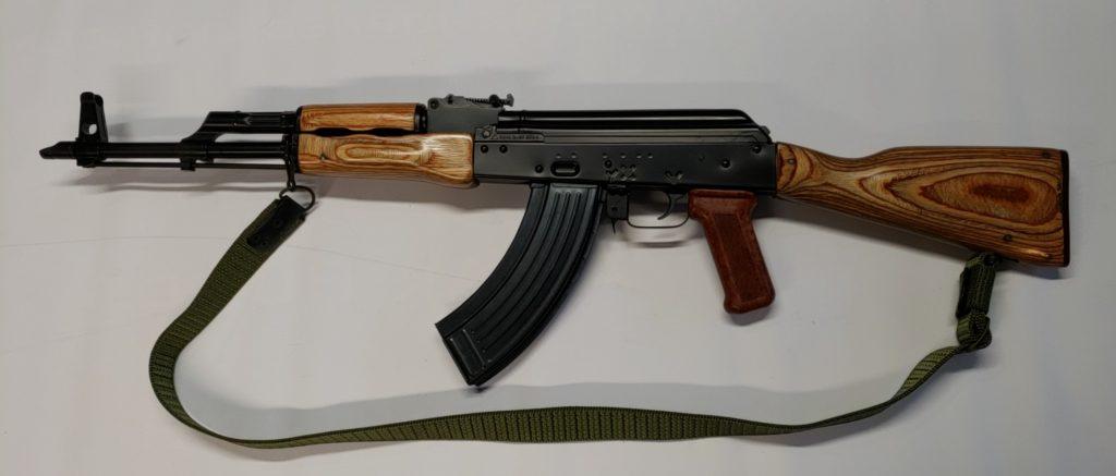 Romanian AKM j