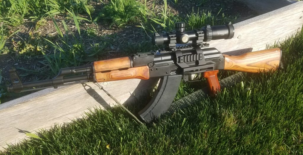 Romanian Custim AKM