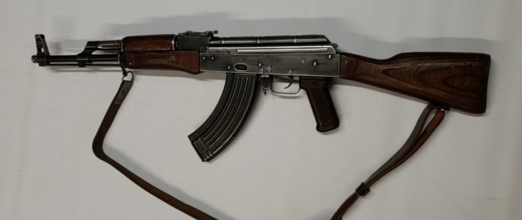 Romanian M63 7.62x39 Battle Field Pick