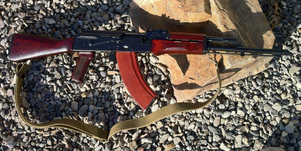 Russian AKM Clone B