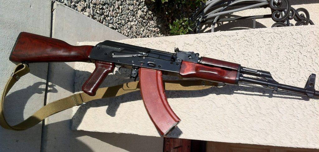 Russian AKM clone