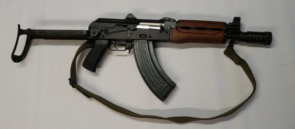 Yugo M92 7.62x39 b
